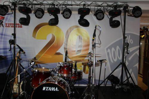 20 лет компании -Фабрика качества-