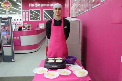 """Event-акции в магазине """"Медиа Маркт"""""""