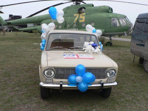Акция на День первого автомобиля от АВТОВАЗ