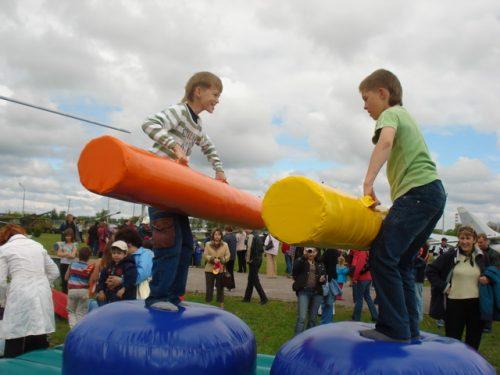 День защиты детей в Техническом музе 2008