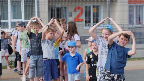День защиты детей в ЖК Южный Бульвар