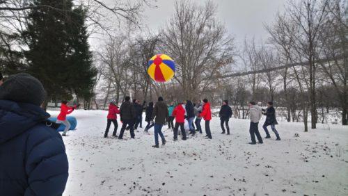 гигантский мяч 1,5 м