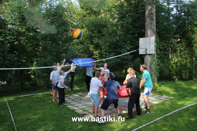 Командный волейбол