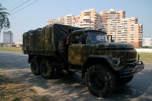 Корпоратив Милитари 2008