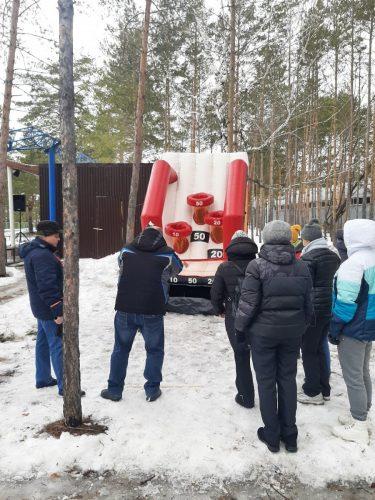 Корпоративная масленица Газпром Самара