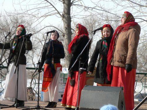Масленица 2008