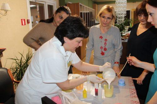 Мастер-класс по изготовлению мыла