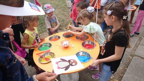 мастер класс по рисованию цветным песком