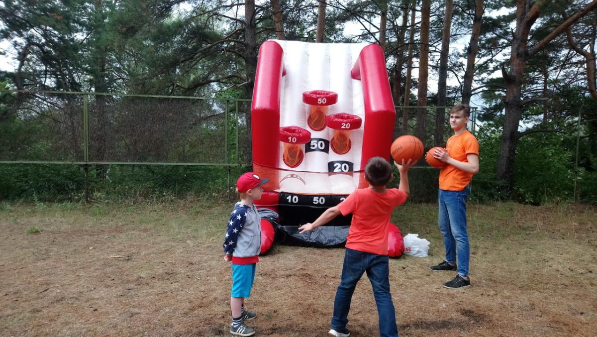 Мега баскетбол