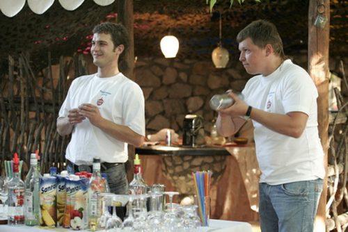 мобильный бар