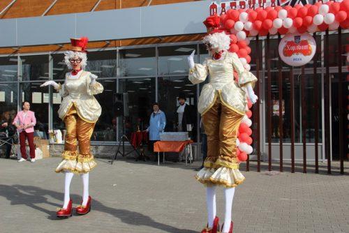 Открытие магазина Фабрика качества