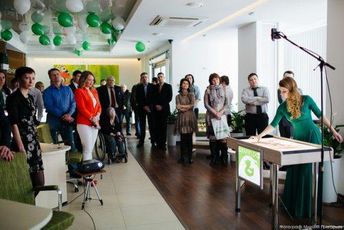 Открытие нового офиса РТС-Банка