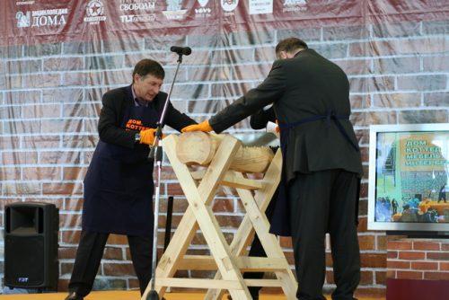 """Открытие выставки """"Дом.Коттедж.Мебель.Интерьер."""" 2007"""