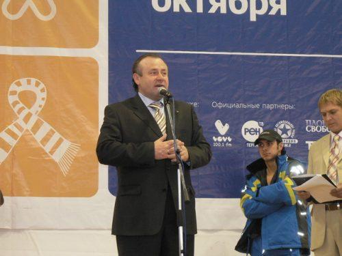 """Открытие выставки """"Осенний салон"""" 2006"""" в Тольятти"""