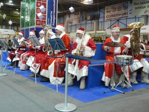 открытие выставки тольятти рождественский