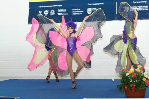 Открытие выставки Ярмарка Весна