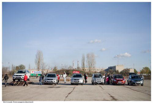 тест-драйв Suzuki Grand Vitara