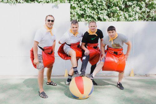 Тимбилдинг Большие гонки Мапеи