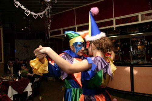 Венецианский карнавал 2007