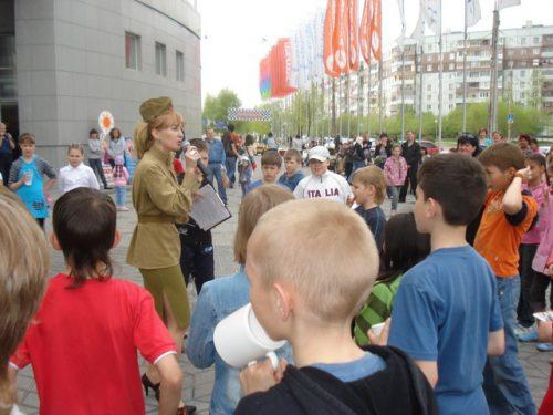 9 мая ТРК Капитал 2009