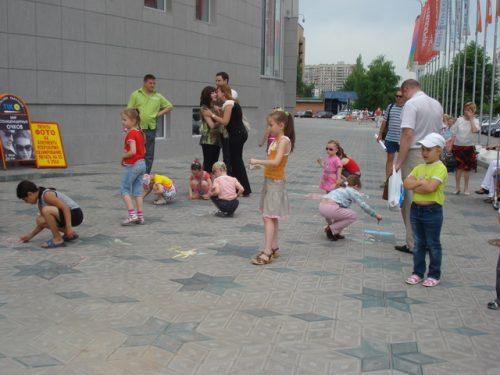 День города ТРК Капитал 2009
