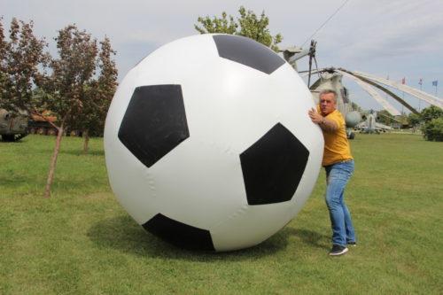 мега мяч 2 м