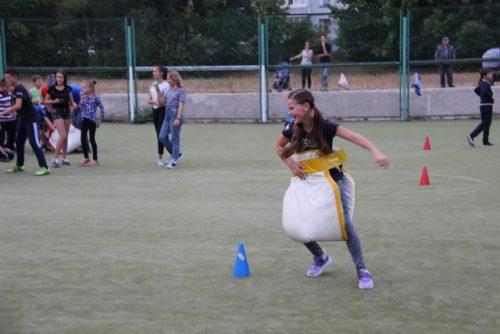 Спортивные программы Куйбышевазот