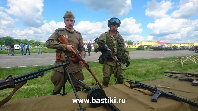военно-исторический тир